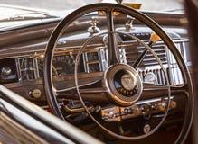 Interiortransportation van de leiding wheel Royalty-vrije Stock Foto's