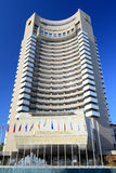 Interkontinentalhotel Stockfoto