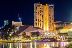 Interkontinentalhotel in Adelaide Stockbilder