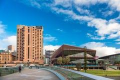 Interkontinentalhotel und Konferenzzentrum Stockbild