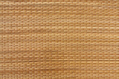 Interlace. Handcraft weave texture natural wicker Royalty Free Stock Images