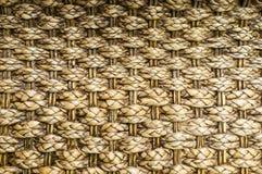 Interlace Thai Wooden Texture Stock Photos
