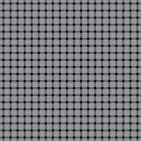 Interlaced gray pattern - vector seamless Royalty Free Stock Photo
