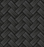 Interlaced pattern Stock Photo