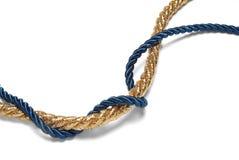 Interlaced ropes
