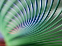 Interlaced spiral background Stock Images