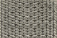 Interlacing fibers monochrome illustration. Design pattern for background.  Royalty Free Stock Image