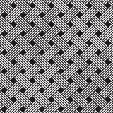 Interlacing pattern Royalty Free Stock Image