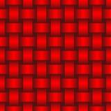 Interlacing seamless pattern Stock Images