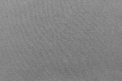 Interlacing texture fabric of dark gray color. Abstract interlacing texture of textile fabric of dark gray color for empty and pure backgrounds stock photo