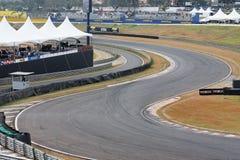 Interlagos Grand Prix Circuit Sao Paulo Stock Photos