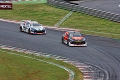 Interlagos Racing Stock Car Stock Image