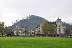 Interlaken stock images