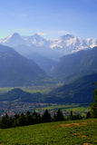 Interlaken Royalty Free Stock Photo