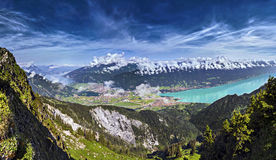 Interlaken стоковое фото