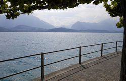 Interlaken Royalty Free Stock Photography