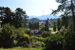 Interlaken-Landschaft Stockbild