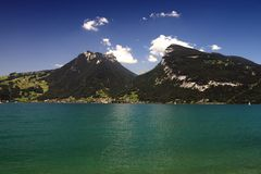 Interlaken Royalty Free Stock Photography