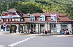 Interlaken Ost Royalty Free Stock Image