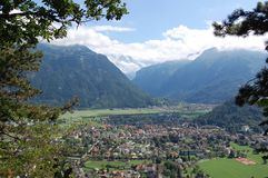 Interlaken, Suisse Photographie stock