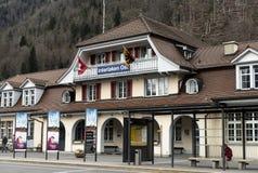 Interlaken, Suiza Foto de archivo