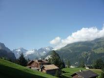Interlaken005 Stockfoto