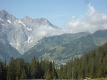 Interlaken008 Lizenzfreie Stockfotografie
