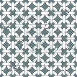 Interlocked chain background. Illustration of of a seamless interlocked chain background pattern Stock Photo