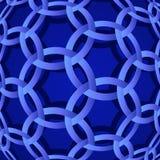 interlocking för cirklar Royaltyfri Bild