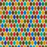 Interlocking Moroccan pattern Stock Photography