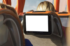 Interlokale bus Stock Fotografie