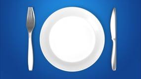 Intermittent fasting diet Stock Image
