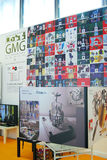 Intermuseum-2013 xposition Obrazy Stock