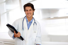 Intern in medicine Royalty Free Stock Photos