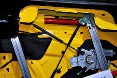 intern struktur för radiobil Fotografering för Bildbyråer