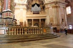 Internal Catholic Royalty Free Stock Image
