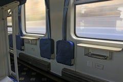 Internal China train Royalty Free Stock Photography