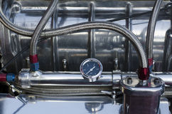 Internal combustion engine Royalty Free Stock Photo