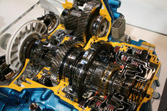 Internal of engine Stock Photos