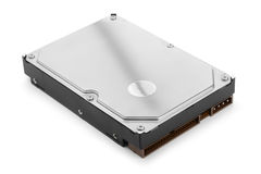 Internal hard disk drive Royalty Free Stock Photo