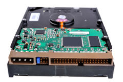 Internal Hard disk drive old IDE interface HDD Royalty Free Stock Image