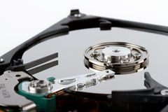 Internal HDD parts Stock Photos
