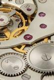 Internal mechanism watches Royalty Free Stock Photo