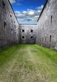 Internal moat royalty free stock photography