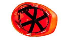 Internal part of safety helmet. Stock Image