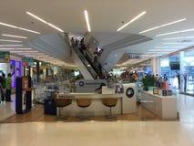 Internal View The Promenade Bangkok Shopping Mall Stock Photo