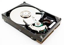 Internals d'entraînement de disque dur Photographie stock