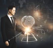 Internationaal bedrijfsconcept Stock Afbeelding