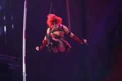 Internationaal circusfestival Royalty-vrije Stock Afbeelding