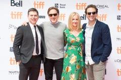 2017 Internationaal de Filmfestival van Toronto - de Première van ` Kodachrome ` royalty-vrije stock foto